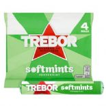 Trebor Softmints Peppermint Mints 4 Pack 179g
